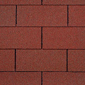 Brick shingles