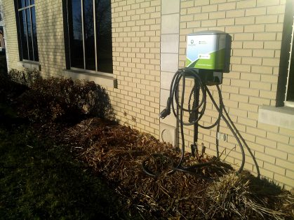 Melimax offers an electric charging station for hybrid cars!