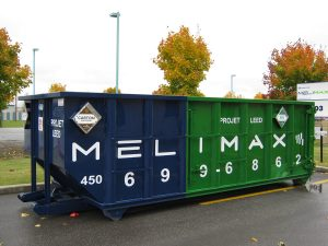 Melimax container