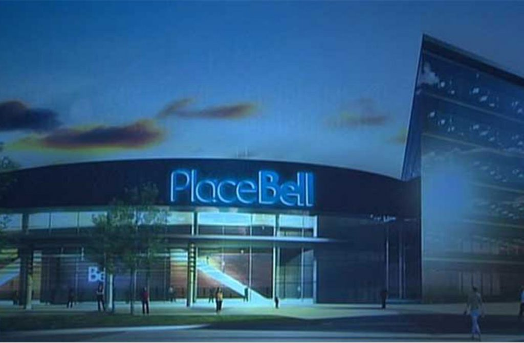 Place Bell project